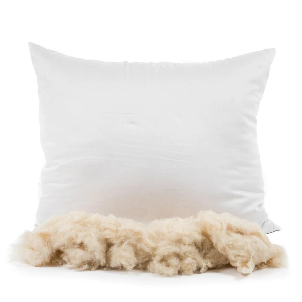 Kapok stuffed pillow